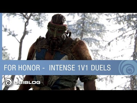 For Honor — What Makes 1v1 Duels so Intense?