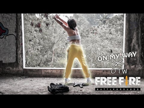 On My Way X OTW - Alan Walker ( Free Fire ) Kemas Pake Z Cover