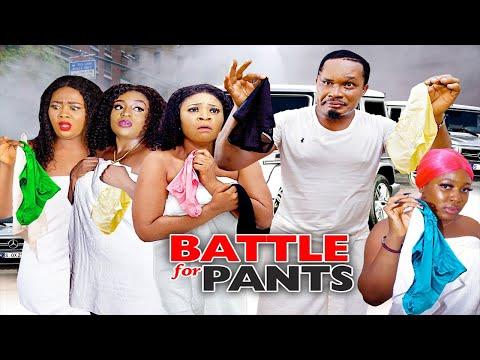 BATTLE FOR PANTS SEASON  1 {NEW HIT MOVIE) - 2020 LATEST NIGERIAN NOLLYWOOD MOVIE||NEW MOVIE