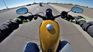 9. 2016 Harley Davidson Iron 883 - Test Ride Review