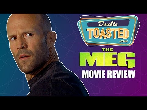 Funny movies - THE MEG MOVIE REVIEW 2018 - Just another shark movie?