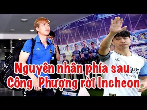Công Phượng rời Incheon đến Pháp sau Việt Nam vs Thái Lan ở King's Cup - Thời lượng: 11:21.