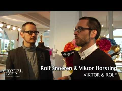 Video | Viktor & Rolf collaborate with Swarovski for Opera