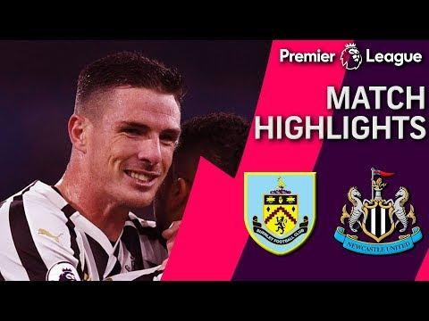 Video: Burnley v. Newcastle | PREMIER LEAGUE MATCH HIGHLIGHTS | 11/26/18 | NBC Sports