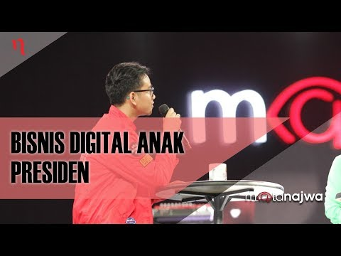 Mata Najwa Part 3 - Republik Digital: Bisnis Digital Anak Presiden
