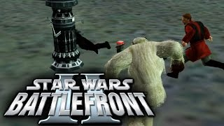 Wampa OP - Star Wars Battlefront 2