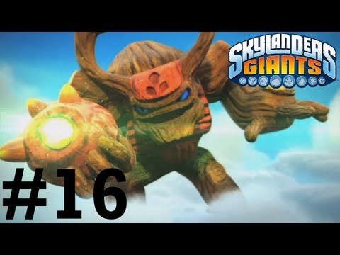 skylanders giants wii u review