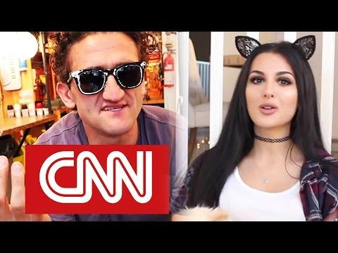 CNN Buys Casey Neistat's Beme for $25 MILLION? SSSniperWolf Blocks Scarce, YouTuber & FEDERAL POLICE
