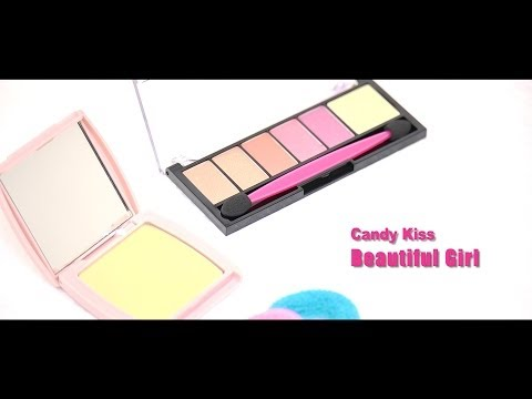 『Beautiful Girl』 フルPV (Candy Kiss)