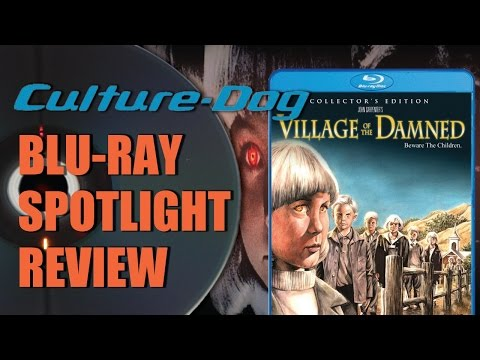 Blu-Ray Review: Village of the Damned (1995) [Scream Factory Collector's Edition]