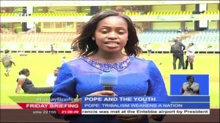 KTN Friday Briefing November 27th 2015
