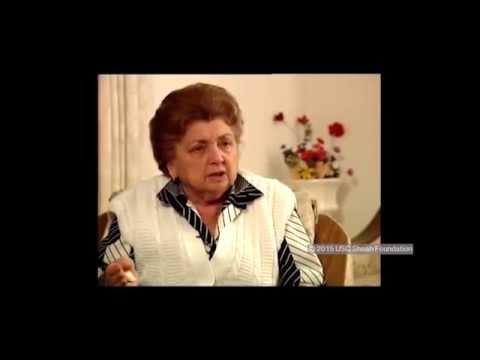 ניצולת השואה תמר קופמן, מתארת כיצד נמלטה בעת חיסול הקהילה היהודית של ניסבייז' ביולי 1942