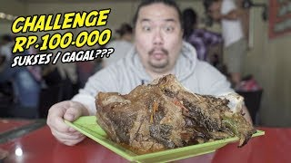 Video CHALLENGE Rp.100.000 KULINER SEHARIAN??? MP3, 3GP, MP4, WEBM, AVI, FLV September 2018