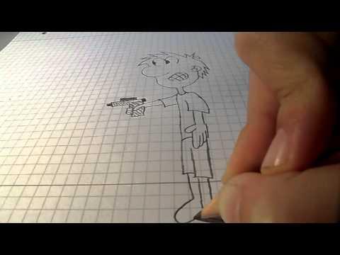 comics zeichnen leicht gemacht zeichnen lernen. Black Bedroom Furniture Sets. Home Design Ideas
