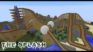 Video Minecraft Roller Coaster - The Splash (9Min) ★ MP3, 3GP, MP4, WEBM, AVI, FLV Desember 2017