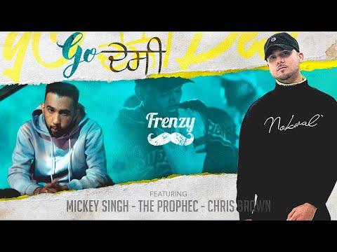 #GoDesi (feat. Mickey Singh, The PropheC & Chris Brown)    DJ FRENZY    Latest Punjabi Song Mix 2020