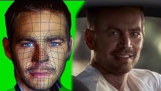 Paul Walker Creado En Computadora- ¿El Fin De Los Actores En La Vida Real? CGI