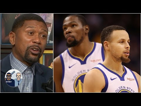 Video: Steph Curry and Kevin Durant are still the best duo in the NBA - Jalen Rose l Jalen & Jacoby