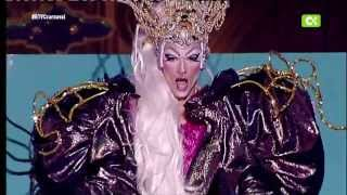 Video 14 Drag Showbiz Gala Drag Queen Las Palmas de Gran Canaria 2014 MP3, 3GP, MP4, WEBM, AVI, FLV Agustus 2018