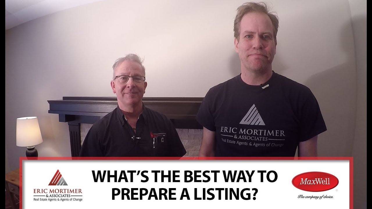 Listing Preparation Tips From a Certified Home Inspector