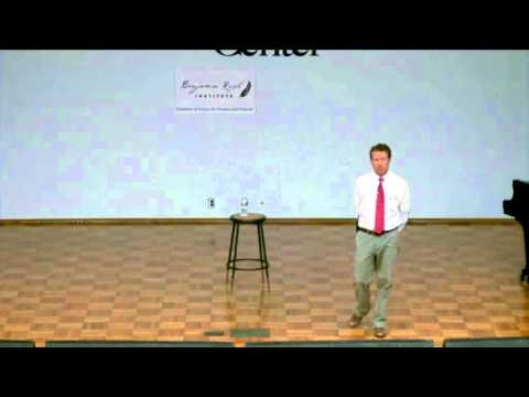 2013 BRI Lecture Series: Rand Paul at University of Louisville