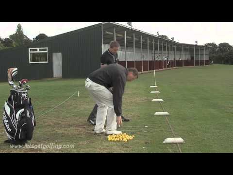 Golf Driving Range Practice – Golf Instruction from PGA Pros