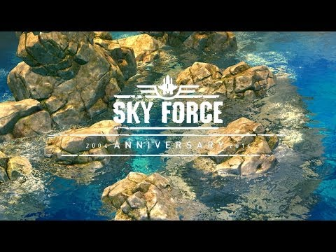 sky force android hack