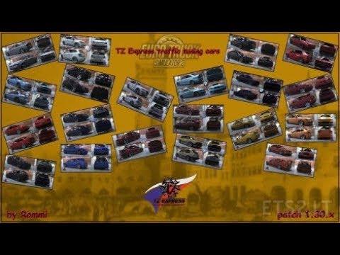 TZ Tuned AI cars 1.30