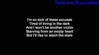 Papa Roach - Hope For The Hopeless [Lyrics on screen] HD