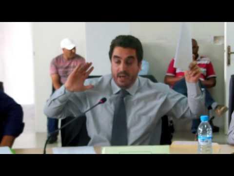 أشرف الطريبق يصف المالك الجديد لشركة النظافة هنكول بالشفار