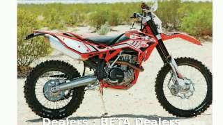 1. 2013 BETA RR 350 - Features & Info