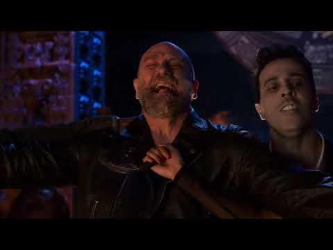 Lucifer-S04E10 lat fight scene in hindi