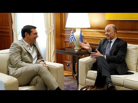 EU-Kommissar Moscovici: Griechenland kehrt zur Normal ...