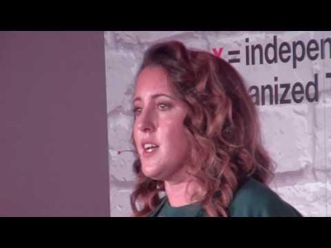 Životoljubica od glave do pete. I nazad. | Nada Kaurin | TEDxZagrebWomen