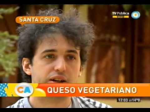 Queso vegetariano