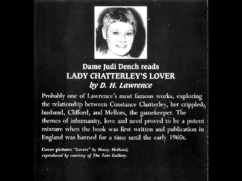 Judi Dench Reads D  H  Lawrence   Lady Chatterley's Lover   Part 4