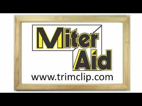 Trim Clip Miter Aid
