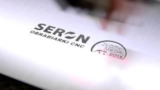 Grawerowanie w laminatach grawerskich – Lasery serii SL Seron
