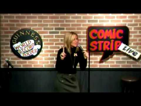 Bernadette Pauley Live at The Comic Strip