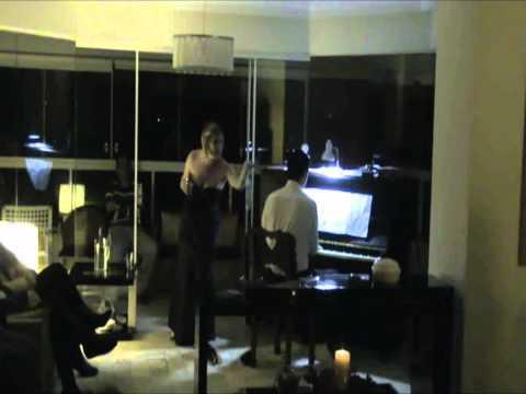 Penelope White & Ivan Pires - Concertos Particulares - Balneario Camboriu