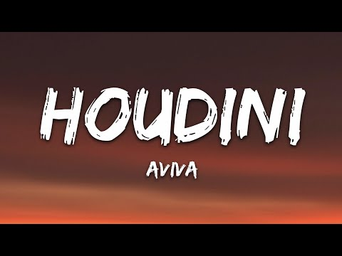 AViVA - HOUDINI (Lyrics)