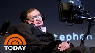 Video Stephen Hawking Dies At 76, The Physicist Who Wrote 'A Brief History Of Time' | TODAY MP3, 3GP, MP4, WEBM, AVI, FLV Juni 2018