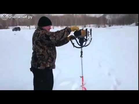 мотобуры для рыбалки самодельные