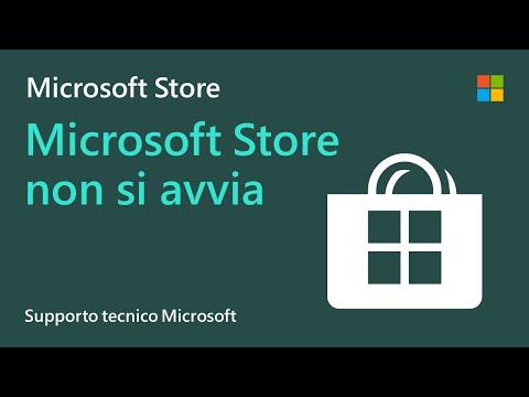 Risolvere i problemi dell'app di Microsoft Store | Microsoft
