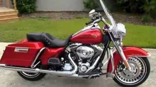 10. 2013 Harley Davidson FLHR Road King for sale - Price Specs Review