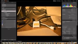 Wireless transfers to Lightroom