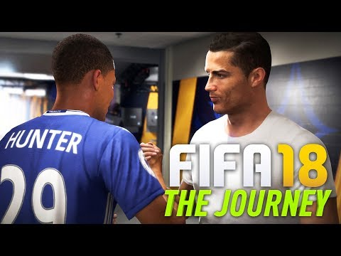 FIFA 18 The Journey - ULTIMATE PLAYER!! (FIFA 18 Gameplay PS4 Pro)
