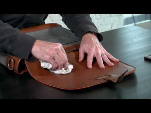 Leather Oil & Cleaner Video