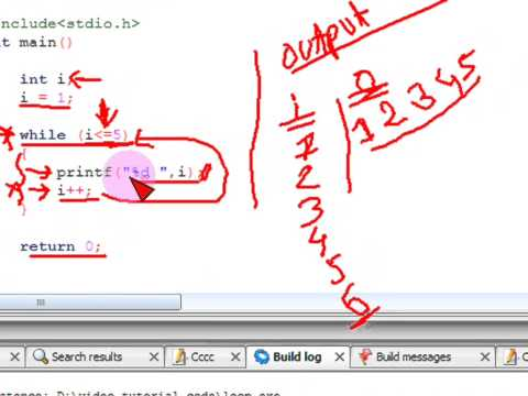 Bangla C programming tutorial  30  While Loop