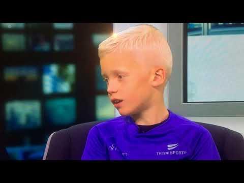 Parkrun @ ITV news 06.10.17
